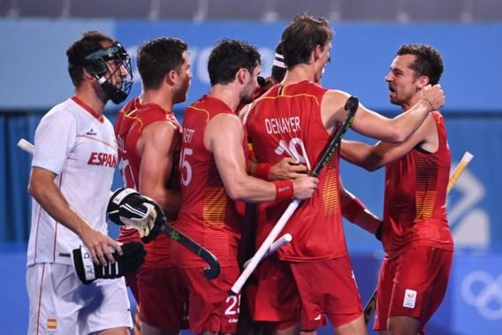 Gouden droom blijft leven: Red Lions naar halve finale na winst tegen Spanje