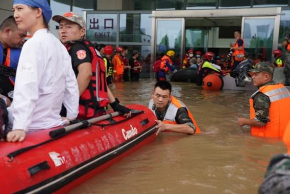 Dodentol overstromingen China loopt op tot meer dan 300