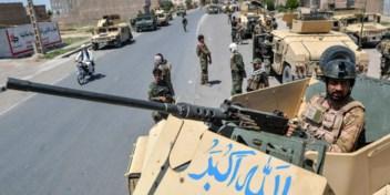 Taliban belegeren grootste steden van Afghanistan