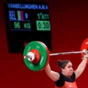 Blog Olympische Spelen | Anna Van Bellinghen met 219 kilogram tweede in B-groep