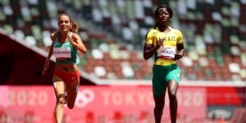 Jamaicaanse favoriete uitgeschakeld door misrekening bij uitbollen