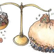 Kerosinetaks kan lagere personenbelasting voor flink stuk financieren