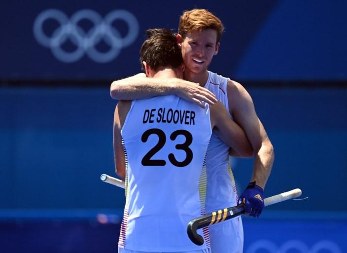 Zilver of goud voor Red Lions! Hockeymannen winnen verbeten strijd tegen India