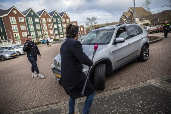 Taakstraf voor Nederlander die inreed op journalist