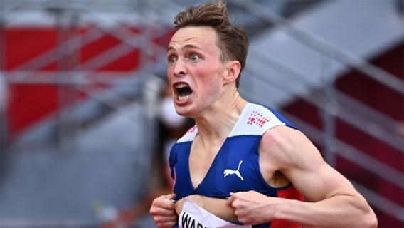 Dit hebt u vannacht gemist: een vierde Belgische medaille, een nieuw wereldrecord en een Sloveense nachtmerrie