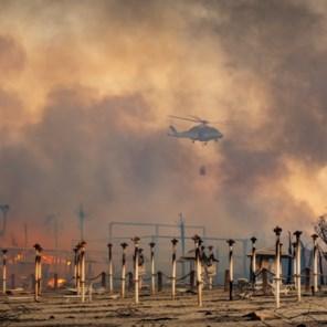Tachtigjarige Siciliaan op heterdaad betrapt bij aansteken van bosbrand