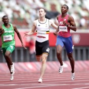 Blog Olympische Spelen | Robin Vanderbemden haalt halve finales 200 meter