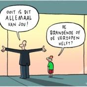 Cartoon van de dag - augustus 2021