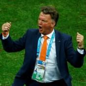Louis Van Gaal begint aan zijn derde termijn als bondscoach van Nederland