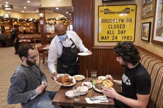 New York eerste Amerikaanse stad met vaccinatiebewijs voor restaurants en sportscholen