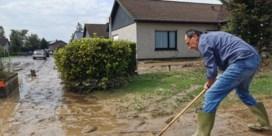 Wolkbreuk doet straten Meise opnieuw volstromen: 'Alsof we wonen aan kolkende rivier'