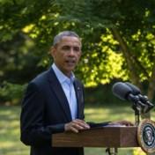 Obama schrapt groot verjaardagsfeest na kritiek Republikeinen