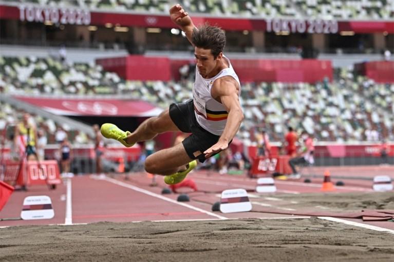 Thomas Van der Plaetsen maanden out na blessure op Spelen