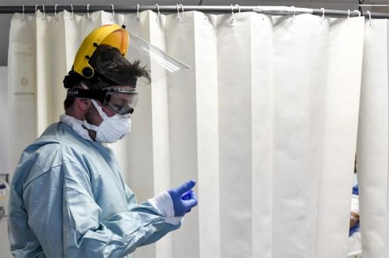 Elke dag ruim 38 covid-patiënten opgenomen in het ziekenhuis