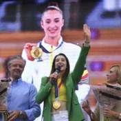 Gouden Nina Derwael gehuldigd in Sint-Truiden: 'Dit bewijst dat dromen uitkomen'