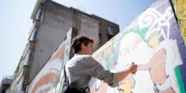 Frederik Lizen: noem dit vooral geen street art