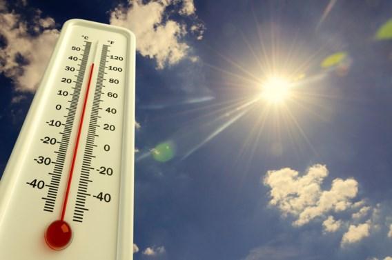 Op één na warmste julimaand ooit gemeten in Europa