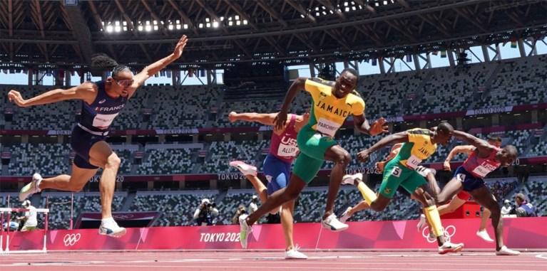 Dit hebt u vannacht gemist: een identiek podium als in Rio, Nafi Thiam komt op toerental en Noor Vidts blijft verbazen
