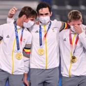 Belgische sportgeschiedenis met drie gouden medailles
