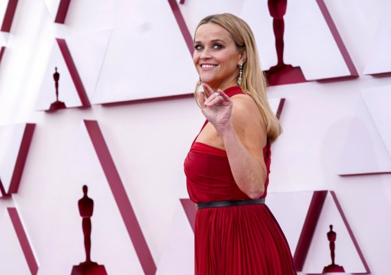 Reese Witherspoon: van 'Legally blonde'<I></I>tot een van de machtigste vrouwen in Hollywood