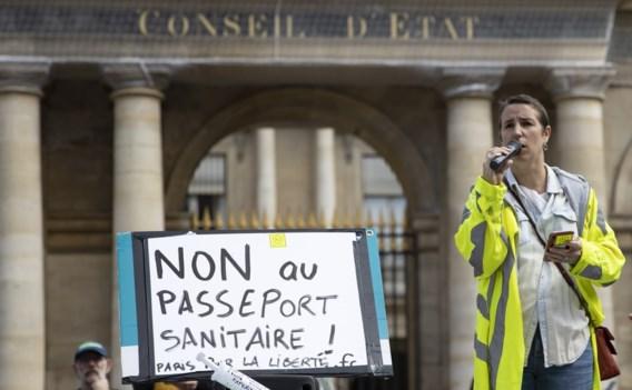 Zijn de gele hesjes weer helemaal terug in Frankrijk?