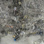 Leeg industrieterrein wordt enorm stort: 100.000 ton afval na watersnood