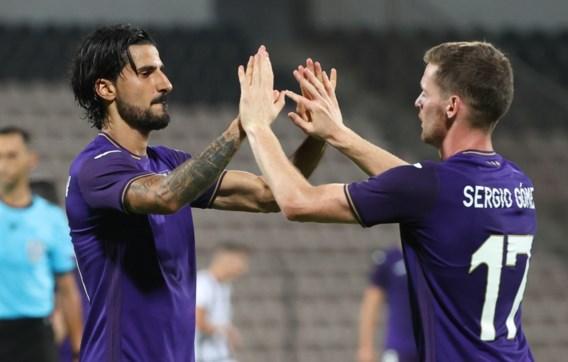 Refaelov dirigeert Anderlecht naar overwinning tegen Laçi