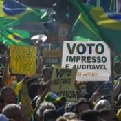 Bolsonaro op de Trump-toer