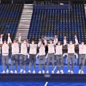 Red Lions vieren gouden medaille: 'Kampioenen!'