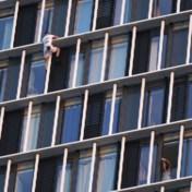 21-jarige Brit beklimt wolkenkrabber zonder beveiliging