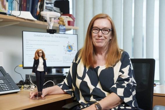 Mede-ontwikkelaar AstraZeneca vaccin wordt barbie