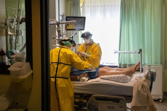 Bijna 39 ziekenhuisopnames per dag