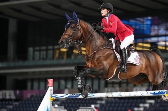 Jessica Springsteen, The Boss op een paard