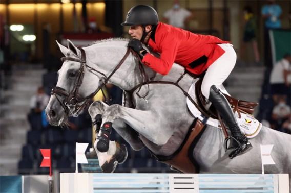 Belgische ruitersploeg pakt brons op jumpingfinale