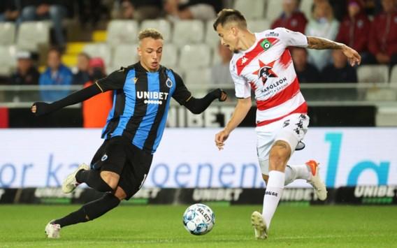 Club Brugge haalt derbyzege net niet binnen