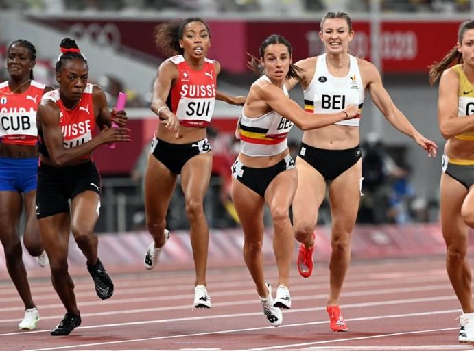 Nog vier kansen op zesde Belgische medaille tijdens slotweekend Olympische Spelen
