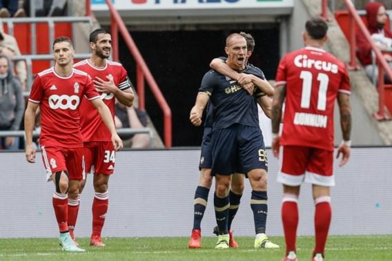 Voor de geschiedenisboeken: Antwerp geeft Standard oplawaai dankzij vijf goals van Michael Frey