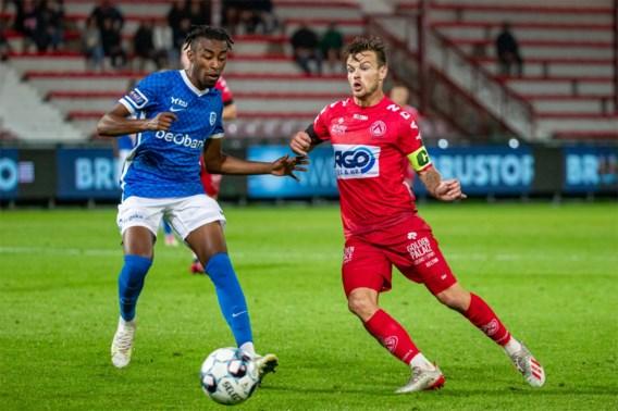 Genk boekt tegen Kortrijk eerste zege van het seizoen