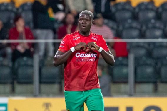AA Gent gaat met 1-0 onderuit bij KV Oostende