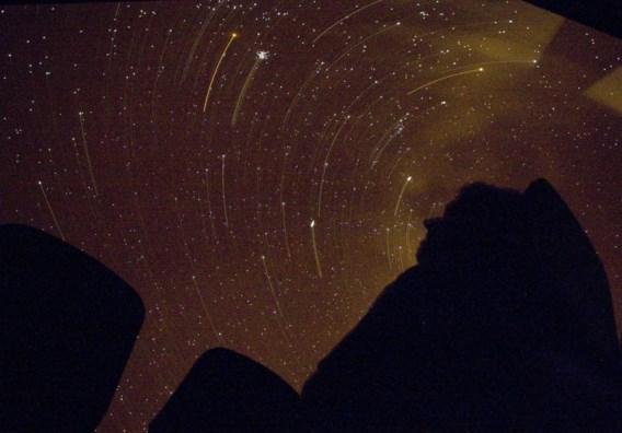 Donderdagnacht tot wel 69 vallende sterren per uur te zien