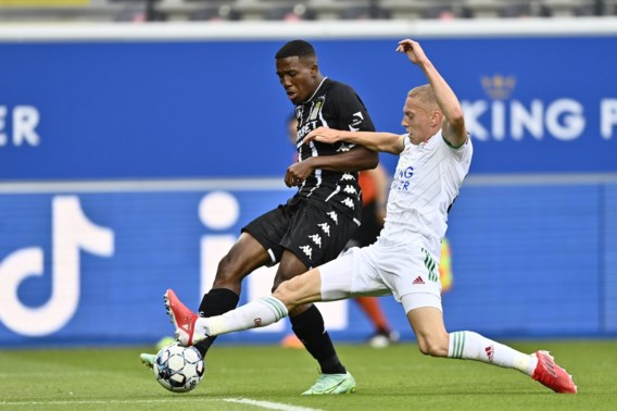 Charleroi verzilvert uitstekende eerste helft niet en deelt punten met OHL