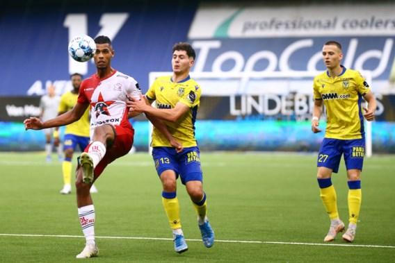 Eupen verslaat KV Mechelen, Zulte Waregem wint bij STVV