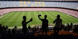 Opnieuw publiek in Spaanse stadions: FC Barcelona ontvangt 30.000 fans