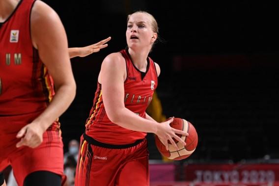 Belgian Cat Hanne Mestdagh gaat in Las Palmas basketten
