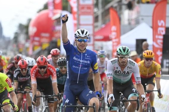 Fabio Jakobsen rijdt zijn tweede Ronde van Spanje