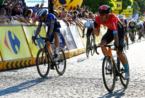 Phil Bauhaus wint eerste rit in Ronde van Polen na massasprint