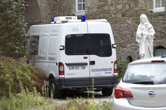 Man die priester in Vendée doodde geïnterneerd