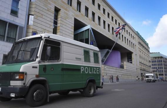 Medewerker Britse ambassade Berlijn opgepakt wegens mogelijke spionage voor Rusland