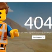 Vanwaar komt de foutmelding '404not found'?