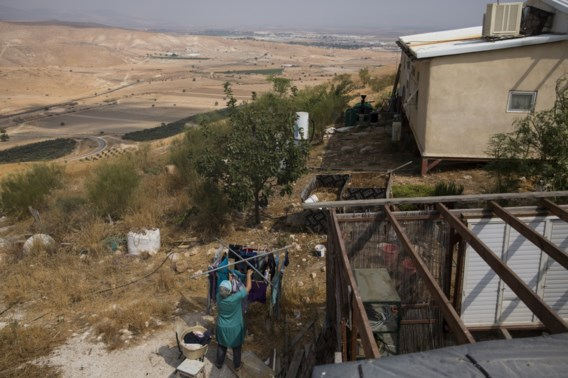 Israël zal bouw van duizend huizen voor Palestijnen op Westelijke Jordaanoever goedkeuren